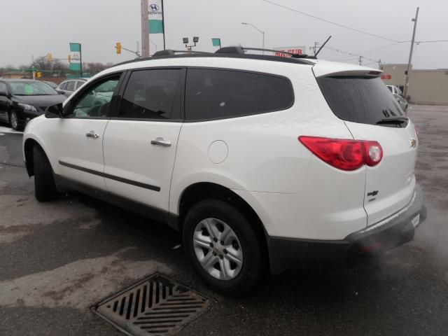 2011 chevrolet traverse ls london ontario used car for sale. Cars Review. Best American Auto & Cars Review