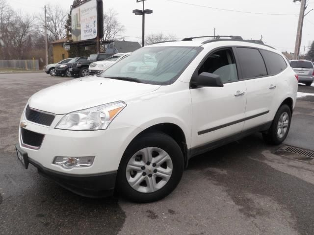 2011 chevrolet traverse ls london ontario used car for sale. Black Bedroom Furniture Sets. Home Design Ideas