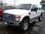 2008 Ford F-250 Lariat 4WD Turbo Diesel 6 3/4 ft in North Bay, Ontario
