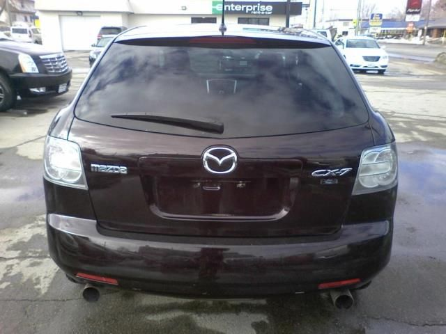 2007 mazda cx 7 sport turbo north bay ontario used car. Black Bedroom Furniture Sets. Home Design Ideas