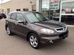 2009 Acura RDX TURBO AWD LEATHER SUNROOF ALLOYS CANADIAN in Mississauga, Ontario
