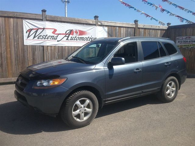 2007 hyundai santa fe gl stittsville ontario used car for sale. Black Bedroom Furniture Sets. Home Design Ideas