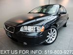 2006 Volvo S60 2.5T AWD LEATHER SUNROOF! POWER & MEMORY SEATS! in Guelph, Ontario