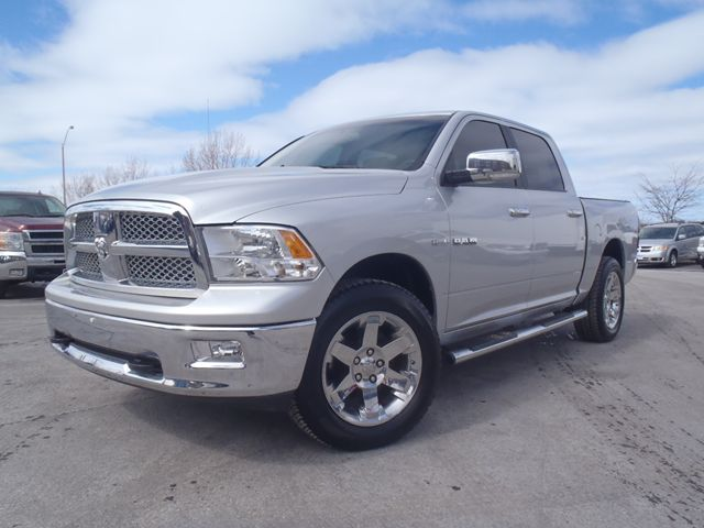 2009 dodge ram 1500 laramie crew cab 4x4 belleville ontario used. Cars Review. Best American Auto & Cars Review