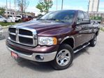 2005 Dodge RAM 1500 SLT 4X4 CREW CAB in Mississauga, Ontario