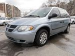 2005 Dodge Caravan SE DVD in Mississauga, Ontario