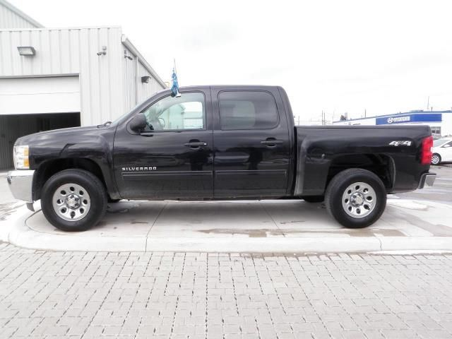 2012 chevrolet silverado 1500 lt 4x4 mississauga ontario used car for sale. Black Bedroom Furniture Sets. Home Design Ideas