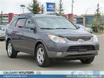 2010 Hyundai Veracruz Ltd AWD, DVD, Leather, Sunroof, Loaded in Calgary, Alberta