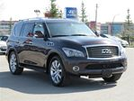 2011 Infiniti QX56 Technology Package, Navigation, Leather in Calgary, Alberta
