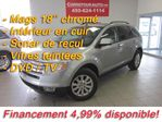 2007 Ford Edge SEL AWD*Cuir,TV/DVD in Laval, Quebec