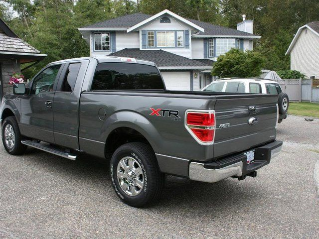 2010 ford f 150 xlt 4x4 super cab 6 5 ft box 145 in wb okotoks alberta used car for sale. Black Bedroom Furniture Sets. Home Design Ideas