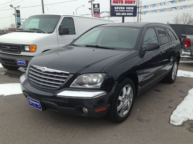 2005 chrysler pacifica touring concord ontario used car for sale. Cars Review. Best American Auto & Cars Review