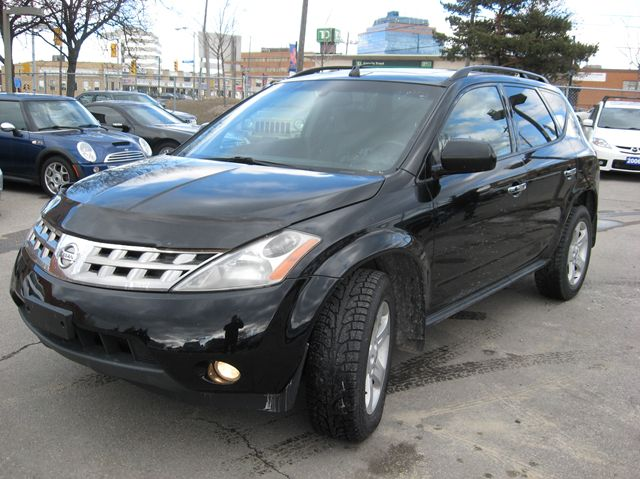 2005 nissan murano sl north york ontario used car for sale. Black Bedroom Furniture Sets. Home Design Ideas