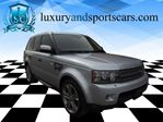 2011 Land Rover Range Rover Sport SUPERCHARGED 335/B.W NAVIGATION BACK UP CAMERA in Woodbridge, Ontario