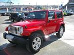 2011 Jeep Wrangler SAHARA in Halifax, Nova Scotia