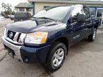 2012 Nissan Titan LOADED SV EDITION 5 PASSENGER in Bradford, Ontario