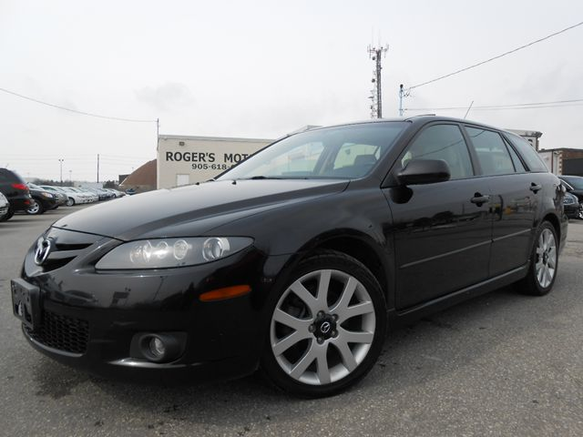 2006 mazda mazda6 gt v6 navigation wagon leather oakville ontario used car for sale. Black Bedroom Furniture Sets. Home Design Ideas