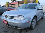 2007 Volkswagen City Golf  *City 5 Spd  Loaded in North York, Ontario