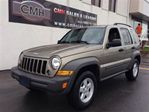 2006 Jeep Liberty SPORT 4X4 ALLOYS LOADED in St Catharines, Ontario