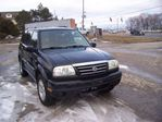 2001 Suzuki XL7 Touring/leather/7 passanger in Woodbridge, Ontario