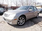 2005 Mercedes-Benz C-Class 2.6L Elegance in Mississauga, Ontario