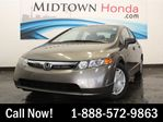 2008 Honda Civic DX-G - Automatic - 1.99% Financing! in Toronto, Ontario
