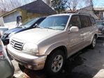 2001 Suzuki XL7 GOOD FOR SHIPPING OR PARTS in Scarborough, Ontario