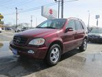 2003 Mercedes-Benz M-Class ML350           in Scarborough, Ontario