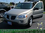 2008 Pontiac Montana SV6 w/1SC in Windsor, Ontario
