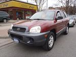 2003 Hyundai Santa Fe
