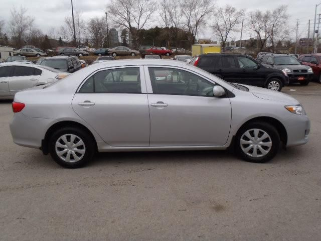 2010 toyota corolla ce mississauga ontario used car for sale. Black Bedroom Furniture Sets. Home Design Ideas