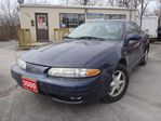 2000 Oldsmobile Alero GL,,cert&etest,low low kms!!!!!!!!!!!!!!!!! in Oshawa, Ontario