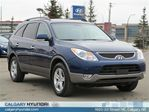 2010 Hyundai Veracruz Ltd Leather DVD Sunroof Loaded in Calgary, Alberta