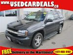 2007 Chevrolet TrailBlazer 4X4 4.2L Fully Equipped Cruise Alloys in Saint John, New Brunswick