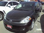 2012 Nissan Versa SL Hatchback in Mississauga, Ontario