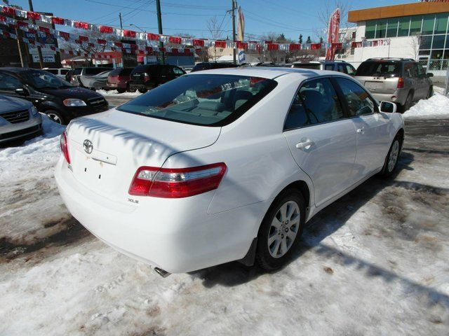 2008 toyota camry xle v6 4dr sedan edmonton alberta used car for sale. Black Bedroom Furniture Sets. Home Design Ideas