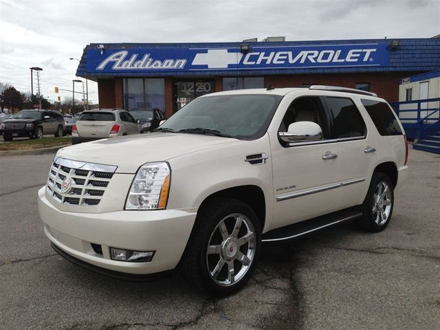 2012 Cadillac Escalade Headrest Dvd S Mississauga