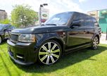 2010 Land Rover Range Rover Supercharged FULL SIZE SUPERCHARGED in Thornhill, Ontario