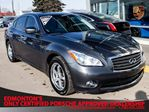 2011 Infiniti M56 x Premium AWD - V8 w/420hp - Navigation, Alberta Car - Two sets of Rims and Tires in Edmonton, Alberta