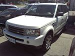2007 Land Rover Range Rover Sport HSE Sport Utility in Brampton, Ontario