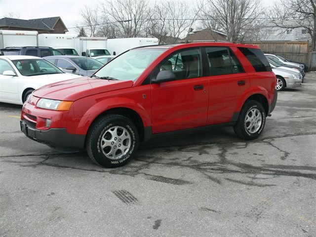 2002 saturn vue woodbridge ontario used car for sale. Black Bedroom Furniture Sets. Home Design Ideas