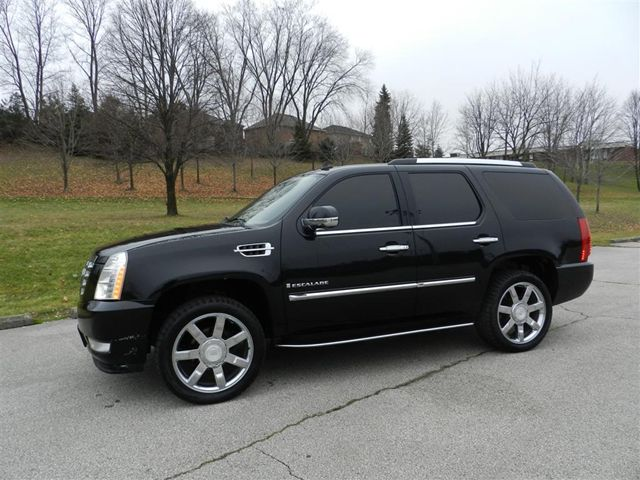 2007 cadillac escalade woodbridge ontario used car for sale. Cars Review. Best American Auto & Cars Review