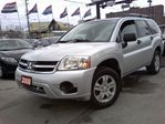 2008 Mitsubishi Endeavor LS AWD DVD LCD MONITOR ALLOYS FOGS ROOF RACK in Scarborough, Ontario