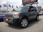 2008 Land Rover LR3 HSE NAVI LTHR HTD SEAT ROOF PREM AUDIO 7PSNGR FOGS in Scarborough, Ontario
