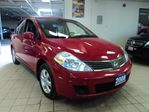 2008 Nissan Versa 1.8SL/ ONE OWNER/ 2 YEARS WARRANTY in North York, Ontario