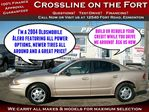 2004 Oldsmobile Alero GL / All power options / Newer Tires in Edmonton, Alberta