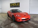 2011 Chevrolet Corvette (Z07) CARBON PACKAGE (CFZ) LOADED LEATHER  in Carleton Place, Ontario