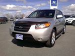 2007 Hyundai Santa Fe GLS AWD LEATHER SUNROOF in Belleville, Ontario