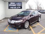 2011 Lincoln MKS