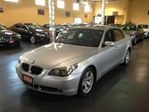 2004 BMW 5 Series 530 530i PREMUIM PKG $15800 NAVIGATION in Scarborough, Ontario